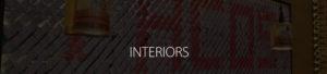 Interiors Page Header Image