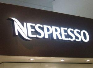 Nespresso Signs Portfolio 10