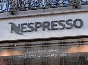 Nespresso Signs Portfolio 3