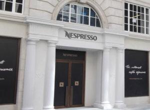Nespresso Signs Portfolio 8