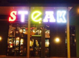 Steak of the Art Signs Portfolio 8