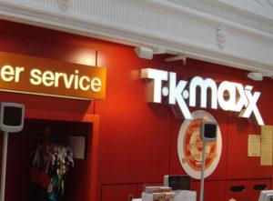 TK Maxx Signs Portfolio 1