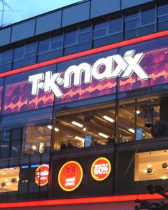 TK Maxx Signs Portfolio 5
