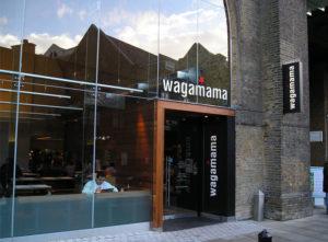 Wagamama Signs Portfolio 2