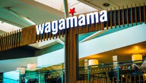Wagamama Signs Portfolio 4