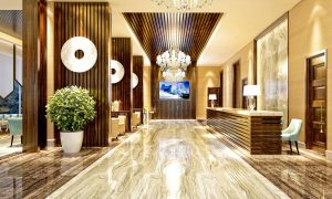 hotel signage Creating a Visual Journey in your Commercial Space blog image