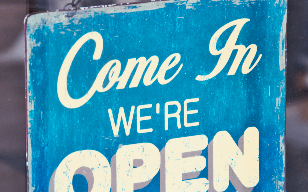 Signage: How It Can Help in the 'New Normal'