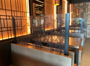 Restaurant Covid Screens Image 11