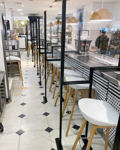 Restaurant Covid Screens Image 14