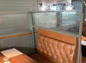 Restaurant Covid Screens Image 15