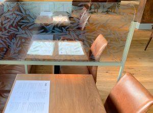 Restaurant Covid Screens Image 16