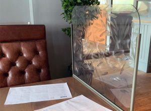 Restaurant Covid Screens Image 17