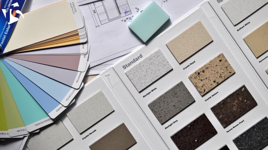 interior design and colour