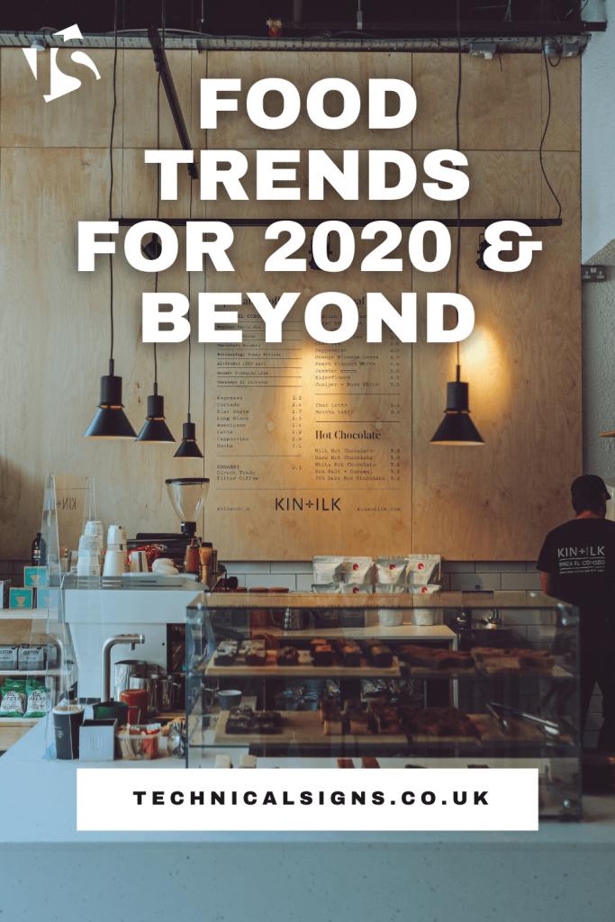 2020 Food Trends