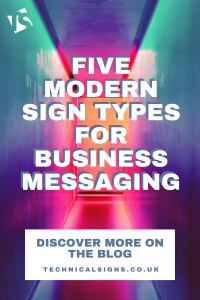 Sign Inspiration For The Modern Business