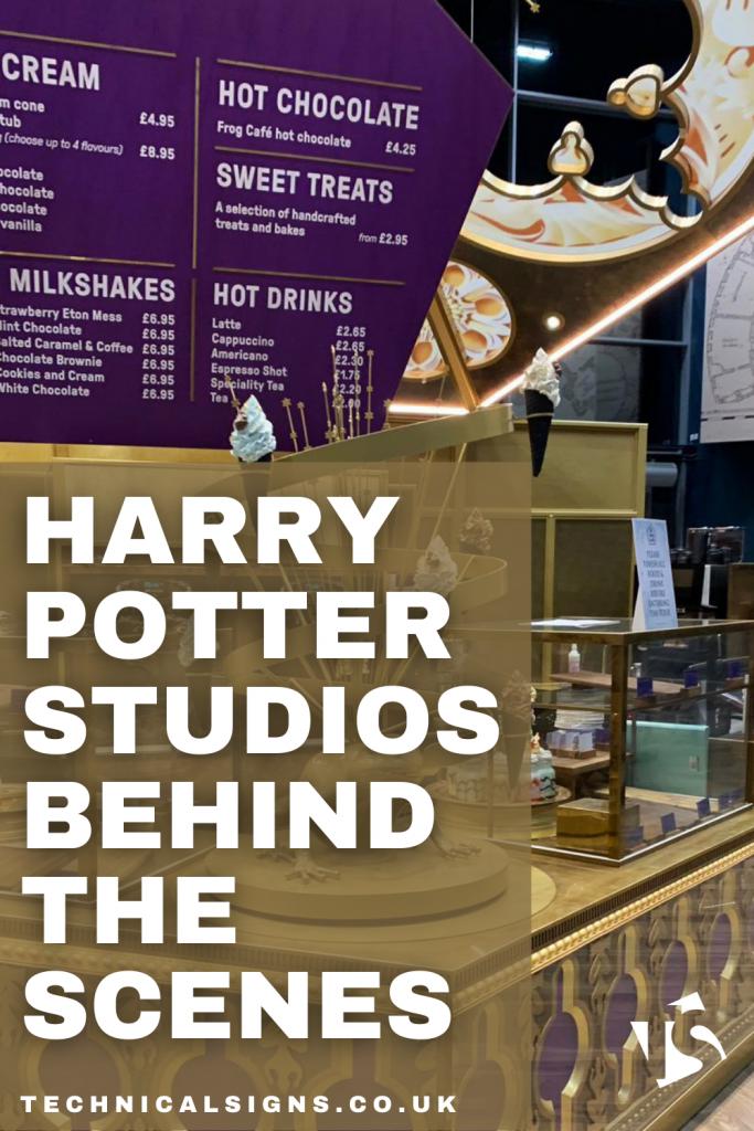 Harry Potter Studios Behind The Scenes 3