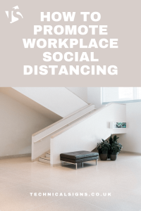 How to Promote Workplace Social Distancing with Signage 3