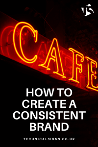 How to create a consistent brand