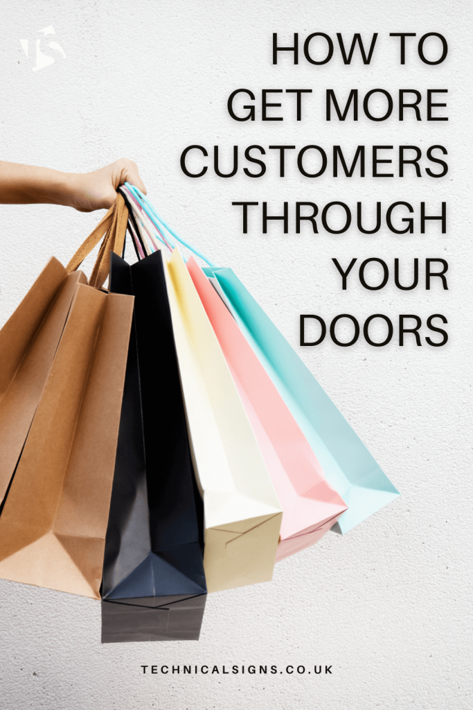 Get More Customers Through Doors