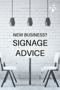 New Business Signage Advice
